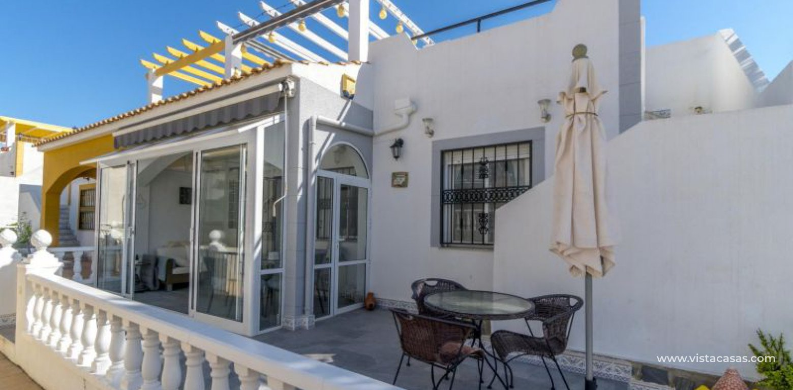 Resale - Townhouse - Orihuela Costa - La Ciñuelica