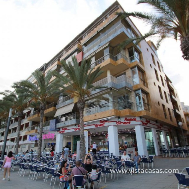 Appartement - Sale - Torrevieja - Paseo maritimo