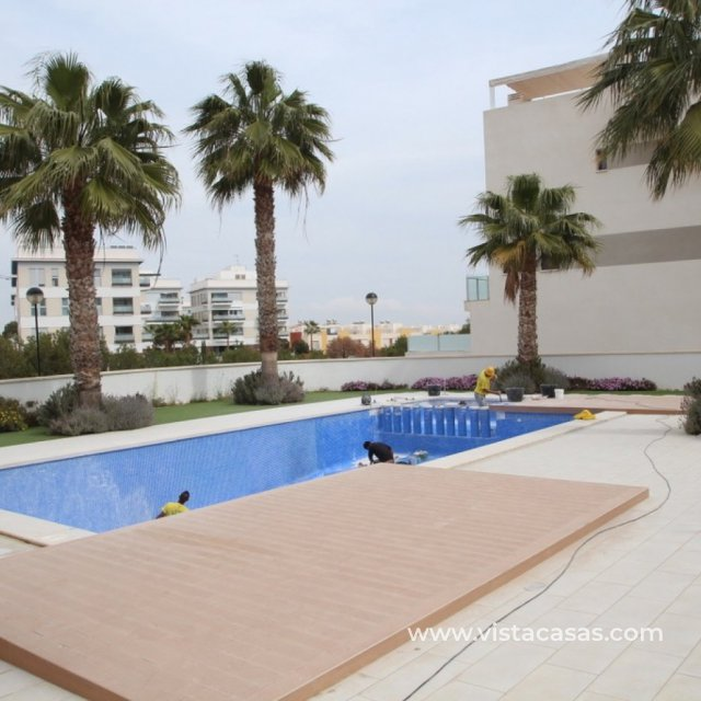 Appartement - Sale - Orihuela Costa - Villamartín