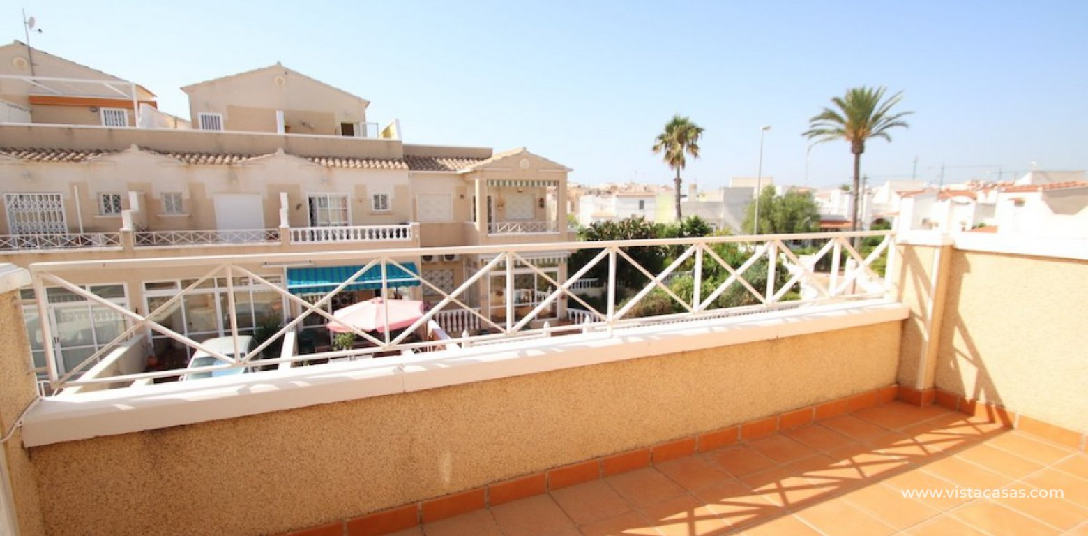 Sale - Radhus - Orihuela Costa - Playa Flamenca
