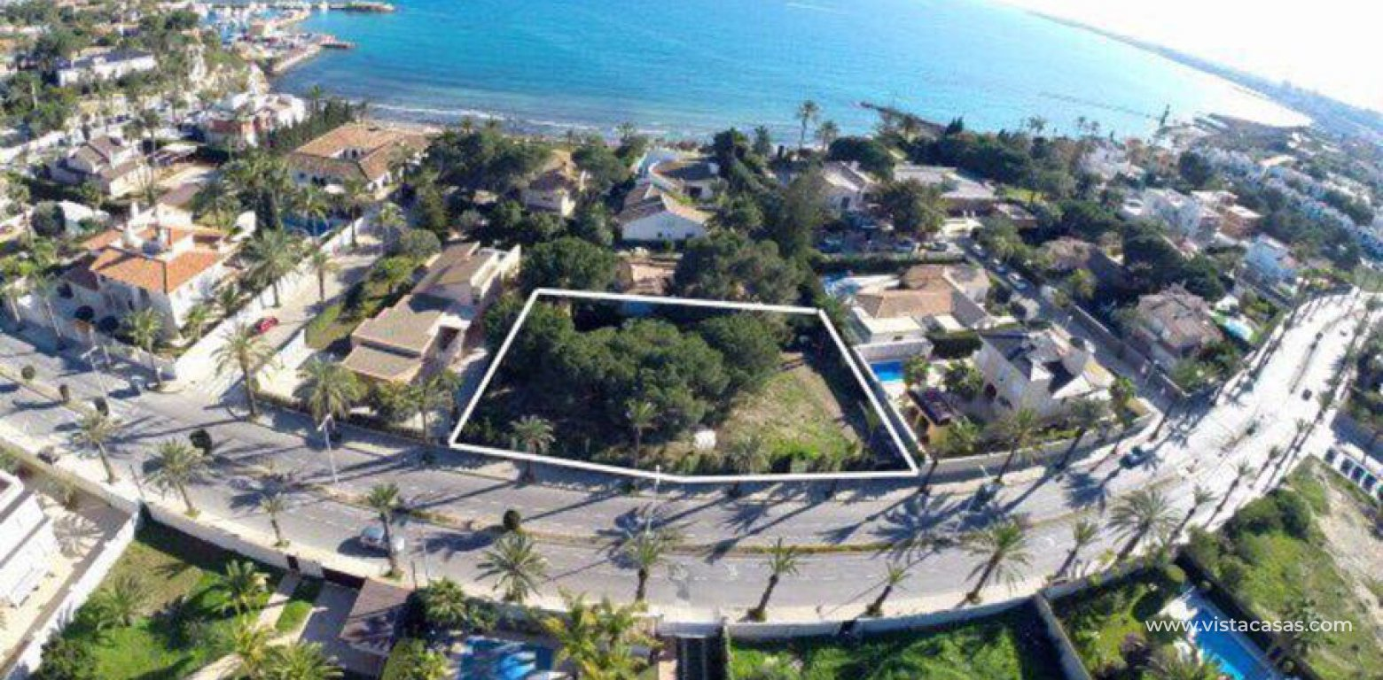 Sale - Plot - Cabo Roig