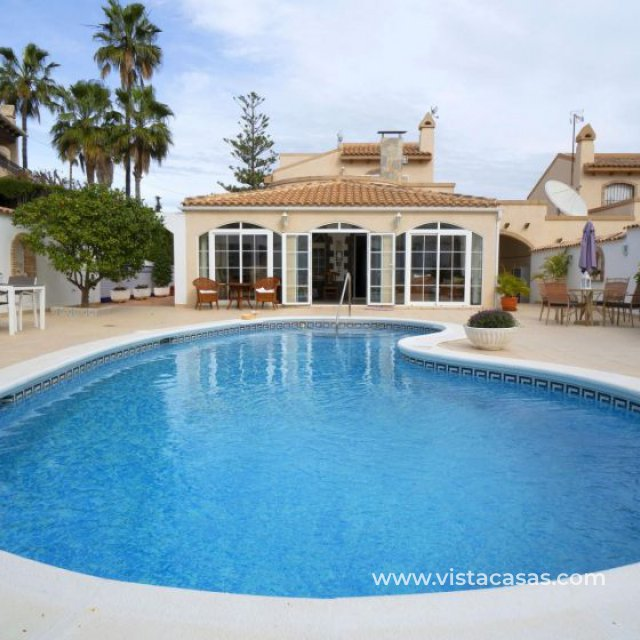 Detached Villa - Resale - Orihuela Costa - Villamartín